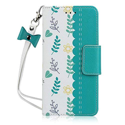 Hülle für Sony Xperia XZ4 Compact, SONWO PU Leder Handyhülle Flip Case Wallet Lederhülle Schutzhülle für Sony Xperia XZ4 Compact, Blau