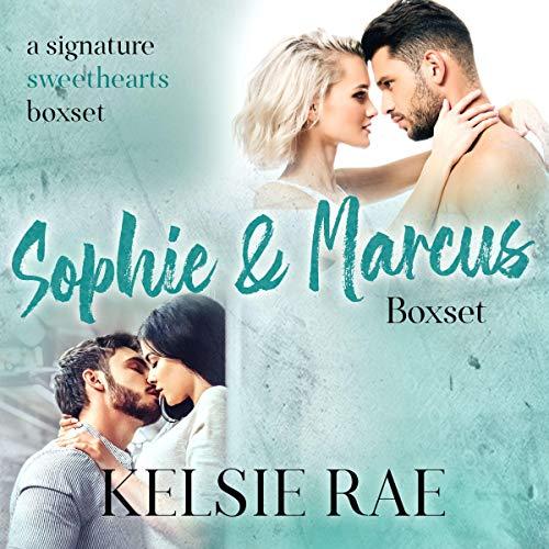 Sophie & Marcus Boxset cover art