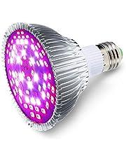 مصباح 30 دبليو 78 ال اي دي للمساعدة النبات على النمو، ضوء كامل الطيف، مصباح داخلي للنبات