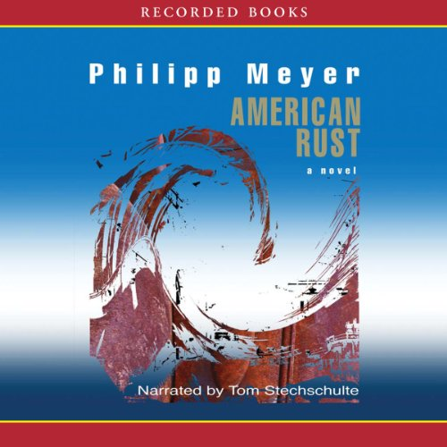 American Rust audiobook cover art