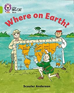 Where on Earth?: Band 11/Lime