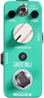 Mooer GREEN MILE - Pedal de efectos