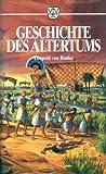 Geschichte des Altertums - Leopold von / Heine, Alexander (Hrsg.) Ranke