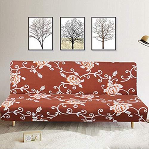 BAOFI Home Living Pieghevole estendibile divanetto Impermeabile, Divano Senza Braccia, mobili Protettivo Lavabile, Ideale per Sale Adulti Bambini Cane Robusto sostenibile,K