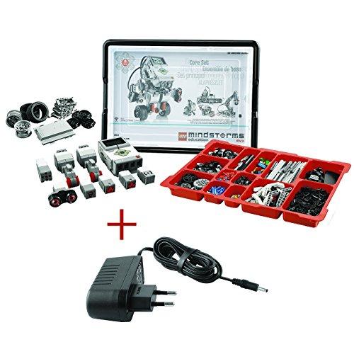 LEGO® MINDSTORMS® Education EV3 Set mit Gleichstromladegerät