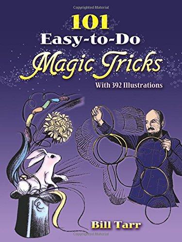 101 Easy-to-Do Magic Tricks (Dover Magic Books)