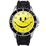 Timest - Sonriente - Reloj Unisex con Correa de...