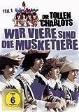 Wir Viere Sind Die Musketiere (Les Quatre Charlots Mousquetaires)
