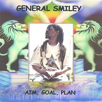 Aim, Goal, Plan