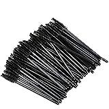 Pellorr50 PCS Disposable Eyelash Mascara Brush Stick Applicator Makeup Tool
