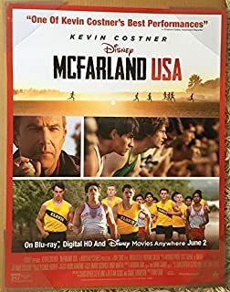 mcfarland movie poster