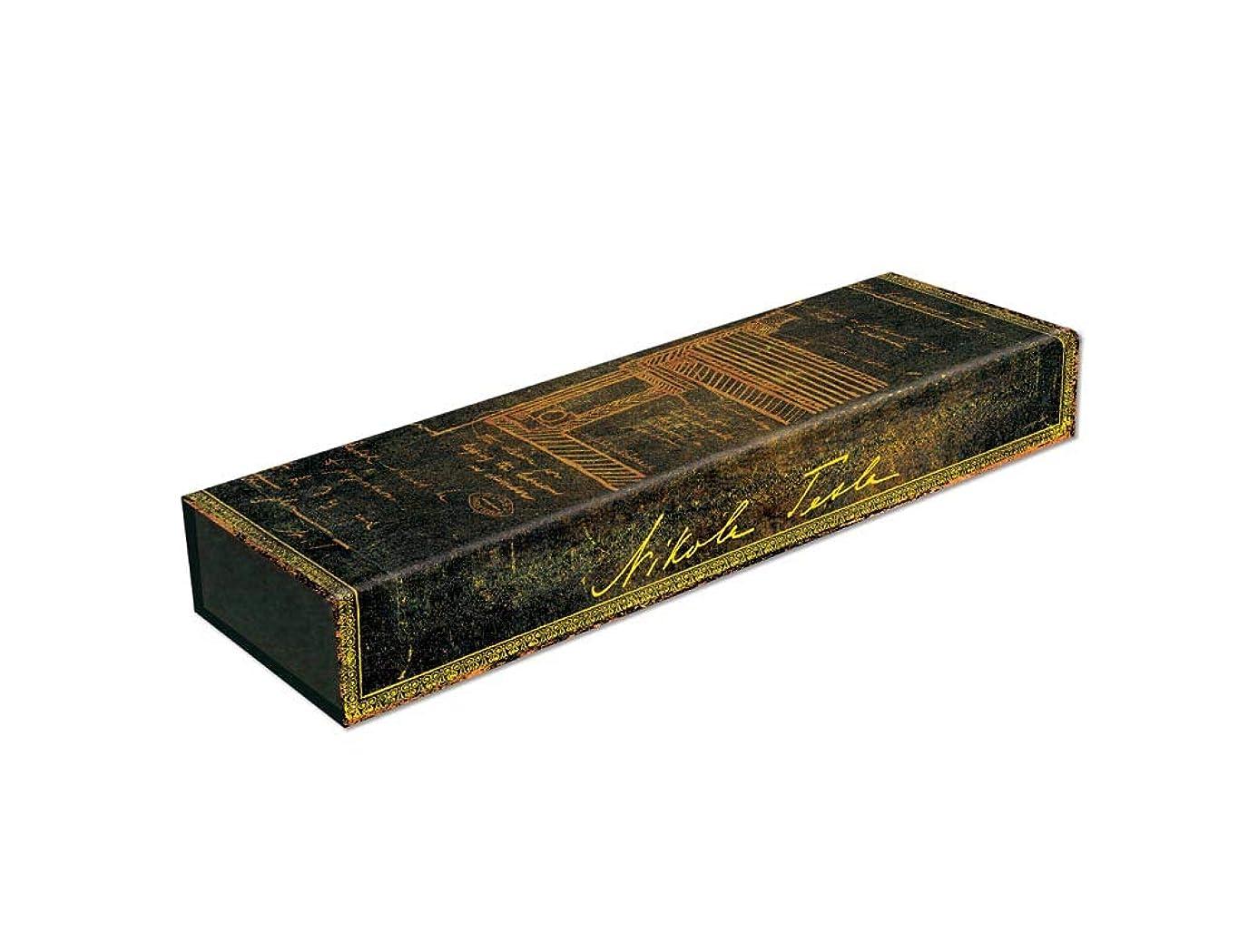 考えた絶滅した医師ペーパーブランクス ノート テスラ タービンのスケッチ Pencil Case PB5465-8