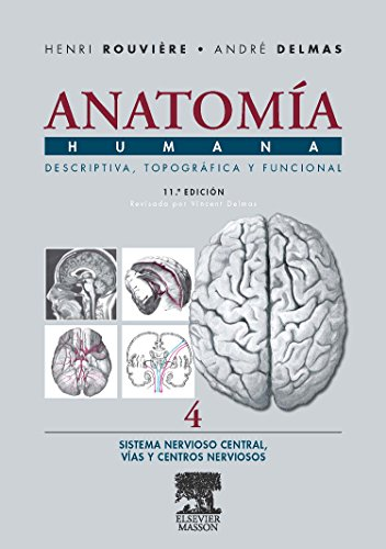Anatomia Humana Sistema Nervioso Central (Spanish Edition)