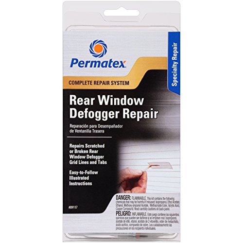 Permatex 09117 Rear Window Defogger Repair Kit