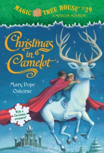 Magic Tree House #29: Christmas in Camelot (A Stepping Stone Book(TM)) (Paperback)
