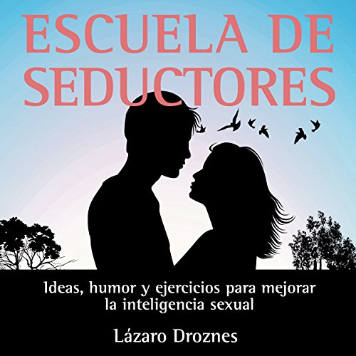 Escuela de Seductores audiobook cover art