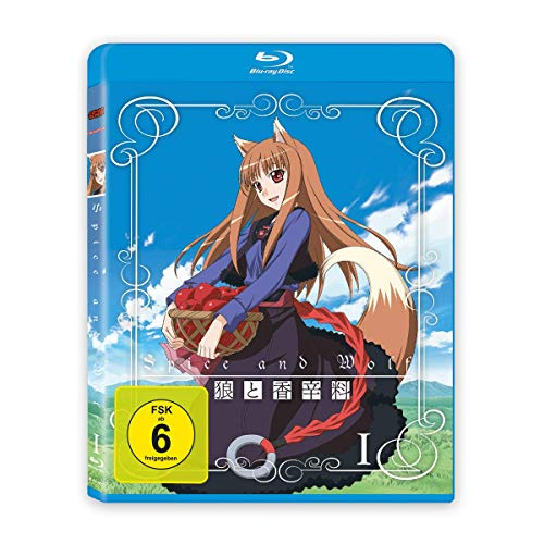 Spice & Wolf - Staffel 1 - Vol. 1 - [Blu-ray]