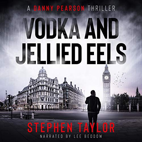Vodka and Jellied Eels cover art