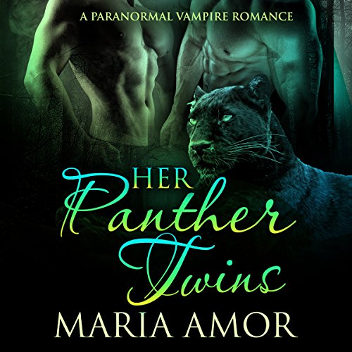 Her Panther Twins audiobook cover art