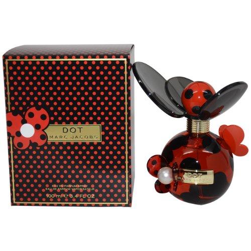 Marc Jacobs Dot Eau De Parfum Spray para mujer, 3.4 oz