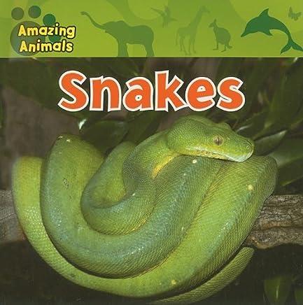 Snakes (Amazing Animals (Gareth Stevens Paperback)) by Christina Wilsdon (2009-01-01)