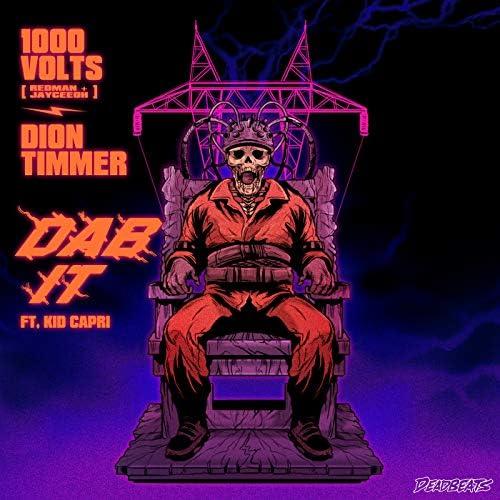 1000volts, Redman, Jayceeoh & Dion Timmer feat. Kid Capri