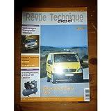 Rtd-diesel - Vito II 109 111 115 Revue Technique Mercedes Etat - Bon Etat Occasion
