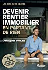 Devenir rentier immobilier en partant de rien par Wangen