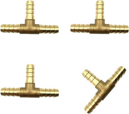 Agua Aceite Combustible Manguera De Metal Carpintero//Conector-trajes de Manguera de Goma-Para Aire