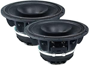 $379 » Sponsored Ad - Diamond Audio MP84 Motorsports 8 Inch PRO Full-Range Co-Ax Horn Speakers Pair, 200 W RMS 400 W MAX - Extrem...