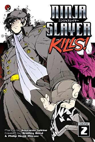 Ninja Slayer Kills 2: 1