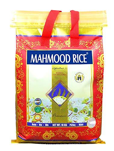 Mahmood Indian Premium Basmati Reis 10 Kg