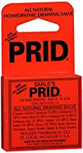Smile's Prid Homeopathic Drawing Salve 18 g (Pack of 2)2