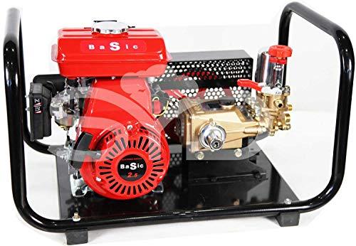 Motor y bomba para fumigar 4 tiempos 30bar/12ltr. min.