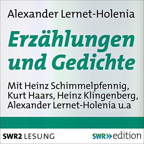 Erzählungen und Gedichte audiobook cover art