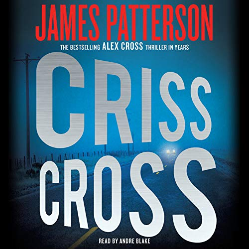 Criss Cross Audiobook By James Patterson cover art