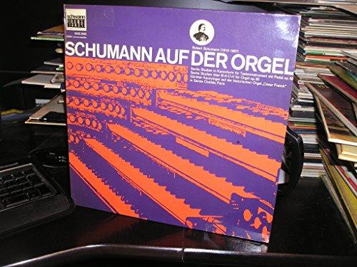 SCHUMANN AUF DER ORGEL, SCHWANN AMS 2503, MADE IN W GERMANY