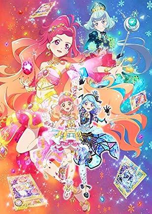 【Amazon.co.jp限定】アイカツフレンズ! Blu-ray BOX 5 (描き下ろしB2布ポスター[白百合さくや]付)