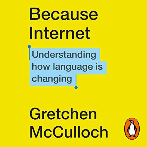 Couverture de Because Internet