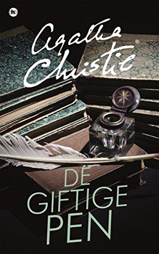 De giftige pen (Miss Marple) (Dutch Edition)