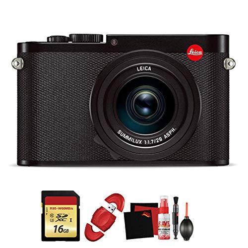 Leica Q (Typ 116) Digital Camera (Black) with...