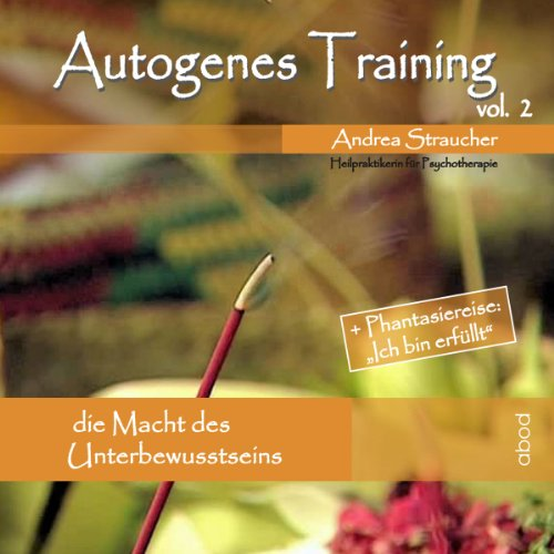 Autogenes Training Vol. 2 Titelbild
