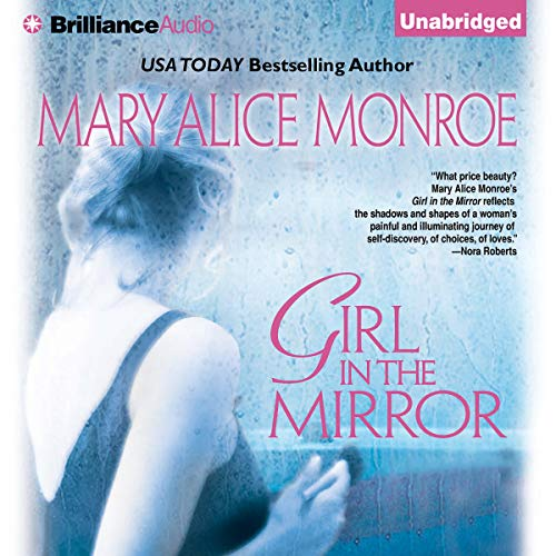 Girl in the Mirror audiobook cover art