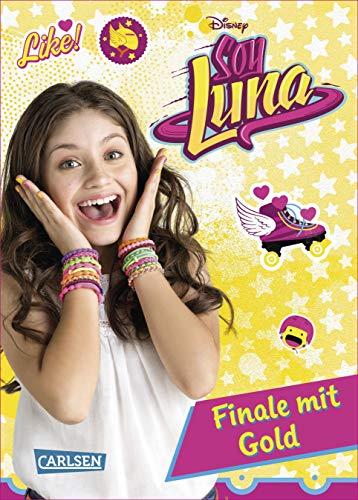 Disney Soy Luna: Soy Luna - Finale mit Gold: Band 4