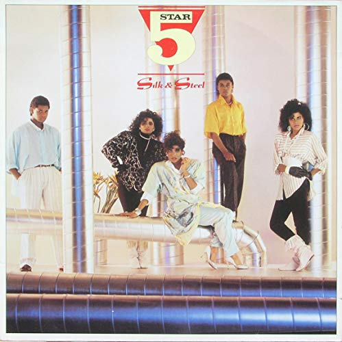 Silk and Steel Vinyl LP - Five Star