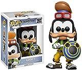 Funko POP! Kingdom Hearts #263 GOOFY (Japan) - Figuras de vinilo 9 cm...
