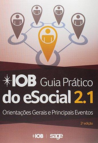 IOB. Guia Prático do eSocial