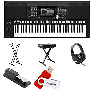 Yamaha PSRS975 Essential Bundle