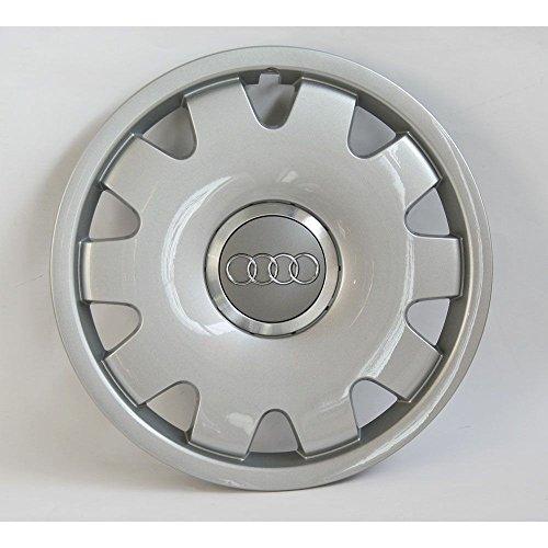 8Z0601147AZ17 Radzierkappe (1 Stück) Radzierblende 15 Zoll Radkappe avussilber Kappe