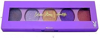 Paleta de Sombras Playboy- Ametista - Coleção Stones- 5cores